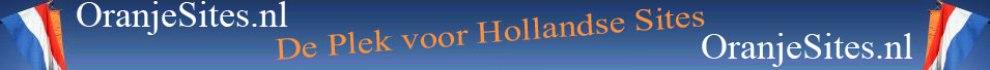 OranjeSites.nl voor al uw Hollandse Sites Online